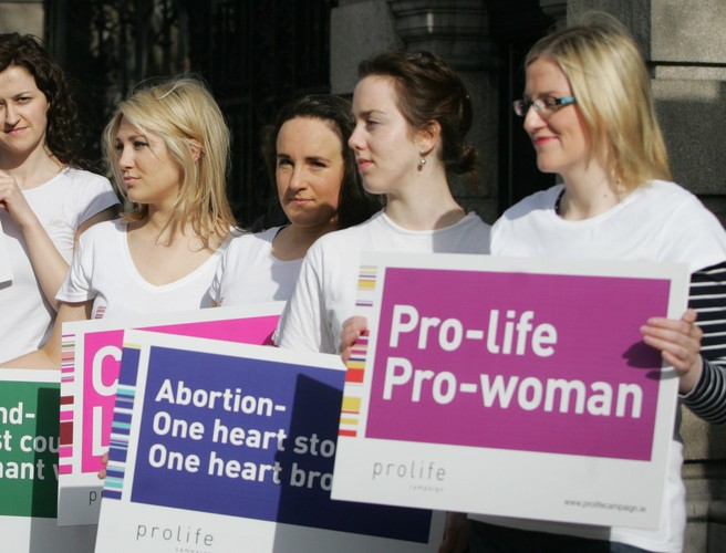 "Cora Sherlock states ""I want to see abortionists prosecuted"""