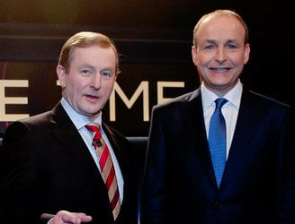 Taoiseach offers Michael Martin a full partnership government