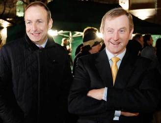 Kenny 'regrets' Fianna Fáil rejection of offer to serve in government