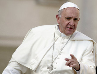 Pope Francis issues new Catholic Church guidance on sex and marriage
