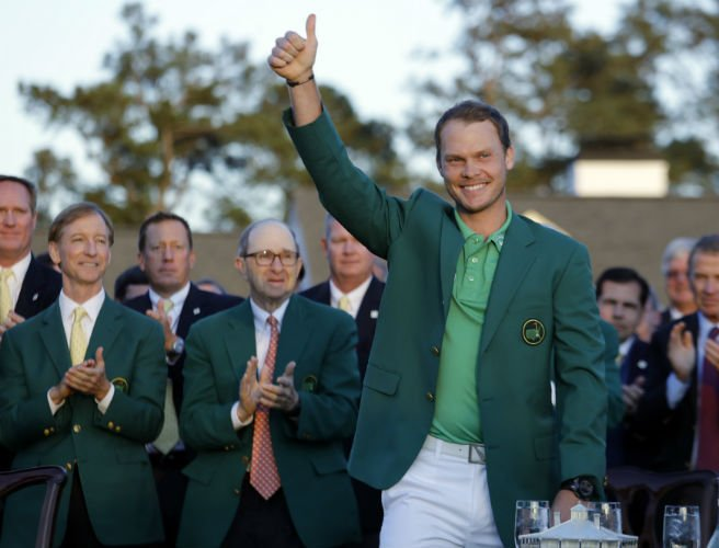 Danny Willett joins the PGA Tour after his Masters win