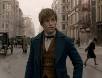 WATCH: The new trailer for JK Rowling's 'Fantastic Beasts and Where to Find Them' has arrived