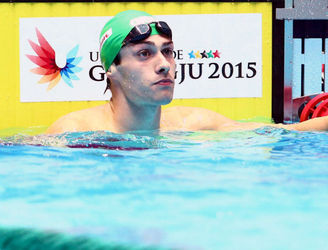 Another Irish swimmer has qualified for the Olympic Games
