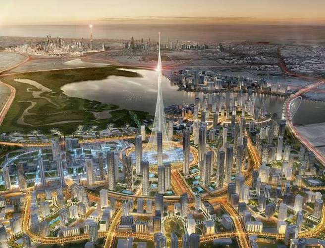 Dubai raises skyscraper stakes with new 'world's tallest building'