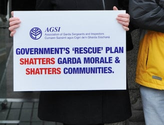 AGSI conference hears of threats received by frontline gardaí 'on a daily basis'