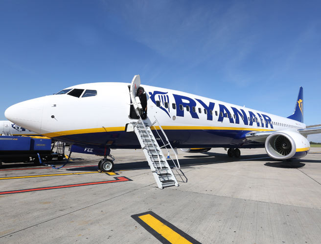 Ryanair, changes, baggage charges, customers, My Ryanair club, seats, interior,