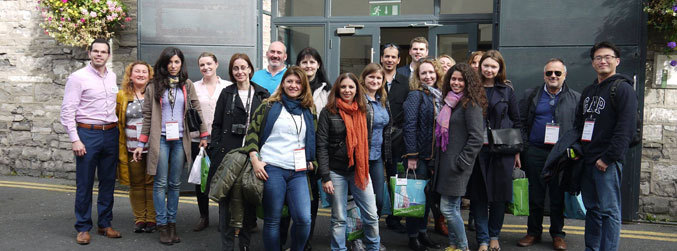 English language, students, Ireland, Marketing English in Ireland, MEI, EU, David O'Grady