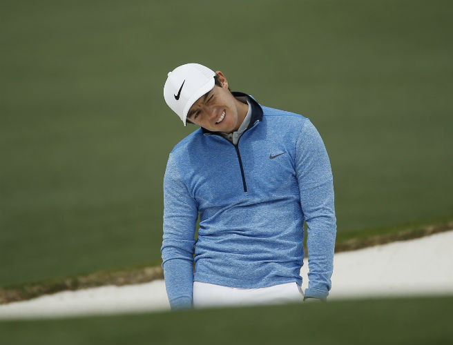 Rory McIlroy, Masters