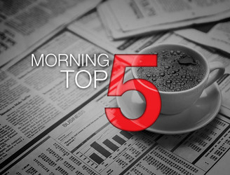 The Morning Top 5: North Korea may carry out another nuclear test, fear that Canadian wildfire could double in size
