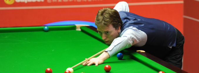 doherty, day, snooker, sheffield, crucible