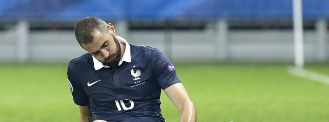 Karim Benzema will not be part of France's squad for the European Championships