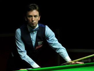 Ken Doherty's World Championship qualifying hopes are over