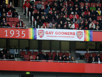 The Gay Gooners: Sean Moncrieff talks to the largest LGBTQ football supporters group in England