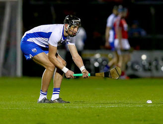 Maurice Shanahan misses league semi-final against Limerick with hamstring injury