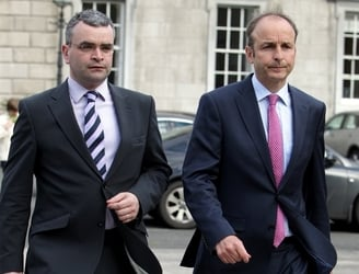 Fianna Fáil's Dara Calleary admits written agreement is needed for minority government