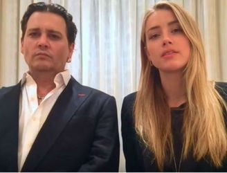 WATCH: Johnny Depp mocks THAT apology video