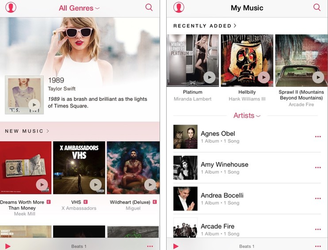 OPINION: It's not quite Blur vs Oasis, but here's why I care about Apple Music vs Spotify
