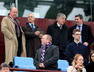 Two of Aston Villa's newest directors quit as fresh turmoil hits club