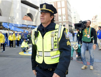 Art starts to imitate real life on the third anniversary of the Boston bombing