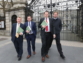 'Goodwill and compromise' can conclude deal for FG minority government