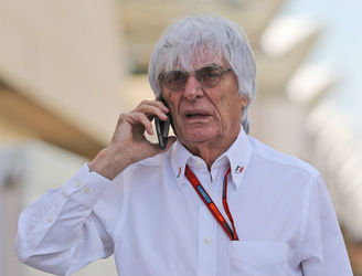 "Bernie Ecclestone questions whether a woman would ""physically be able"" to drive an F1 car quickly"