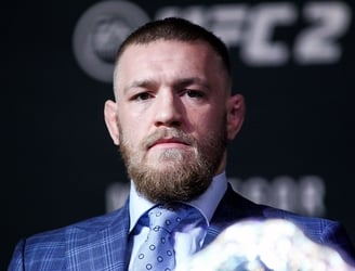 Peter Carroll: The workload that once separated Conor McGregor from the field has now forced him from it