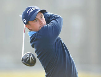 Paul Dunne made to wait as play abandoned in Germany