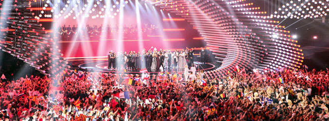 Eurovision Song Contest, Romania, disqualified, debts, TVR,