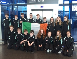 Ireland's junior squash side aiming for glory at the Five Nations