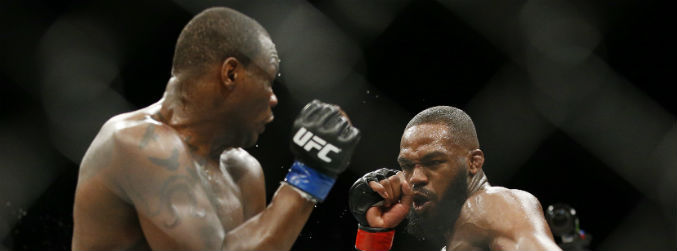 Jon Jones marks UFC return with victory