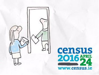 CSO reminding everyone to fill out their Census 2016 forms tonight