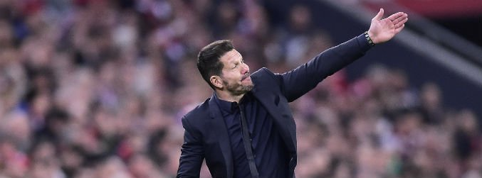 Diego Simeone could miss the rest of the season if ban is upheld