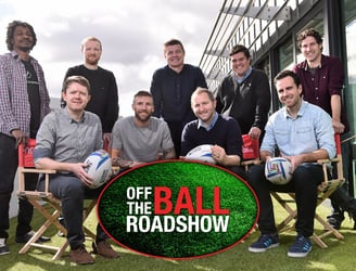 Newstalk Off the Ball are bringing their Roadshow West on Wednesday 4th May 2016
