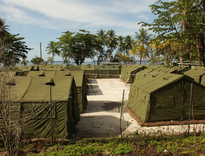 Manus Island detention centre delcared unconstitutional by PNG Supreme Court