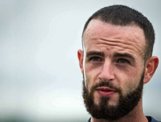 Ireland's Marc Wilson tweets update to alleviate injury fears