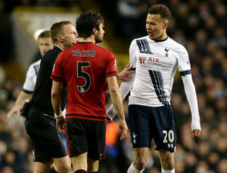 Dele Alli has until 6pm to respond to FA charge