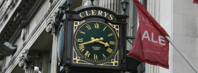 clerys, report, employment, law, department, store, dublin, legal,