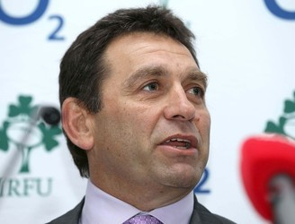 IRFU Performance Director thinks 'We've got some real coaching intellect in this country'