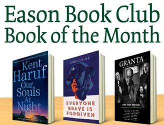 May's Book of the Month: Kent Haruf's 'Our Souls at Night'