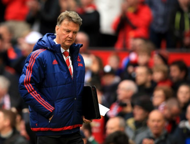 """Expectations are too high"" - Louis van Gaal insists Manchester United are still in transition"