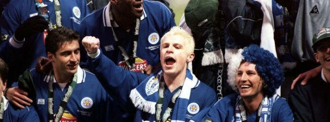 """One of the greatest underdog stories in sport"" - Neil Lennon on Leicester's Premier League success"