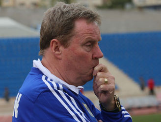 Harry Redknapp does not know the name of the Australian team he has joined