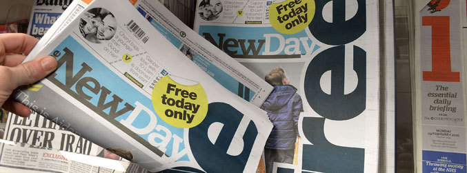 New Day, newspaper, UK, closed, Trinity Mirror, Alison Phillips