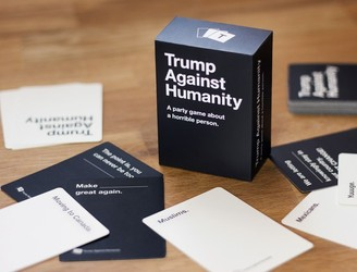 'Trump Against Humanity' is a card game where you'll want to be a loser
