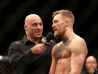 "Joe Rogan believes Conor McGregor lost a ""pissing contest"" with the UFC"