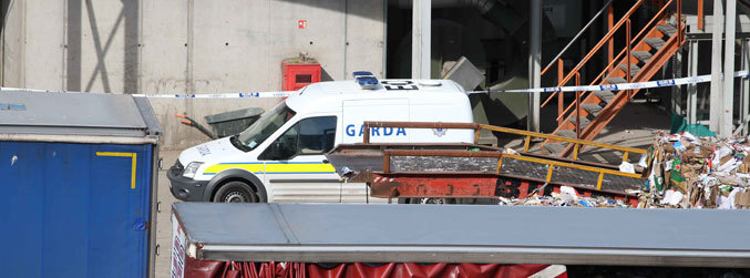 Baby, Wicklow, recycling plant, post mortem, gardai, appeal, mother, helpline,