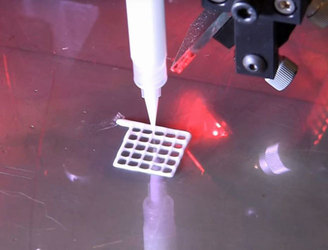 WATCH: Food created by 3D replicator technology moves a step closer