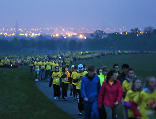 Darkness Into Light, mental health, Pieta House, Dublin, Phoenix Park, London, New York, Sydney,Mark English