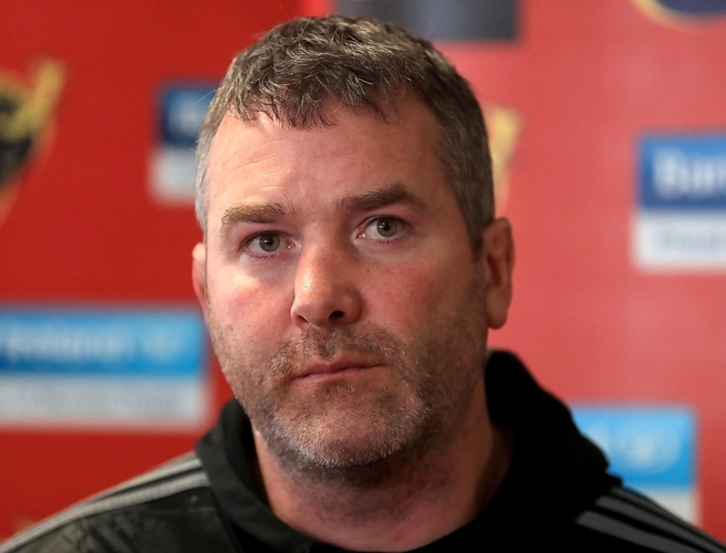 Munster, Anthony Foley, Pro 12