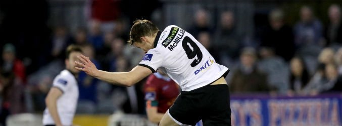 As It Happened: David McMillan double shoots Dundalk to victory over Galway